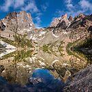 Emerald Lake, Rocky Mountain National Park by Ryan Wright
