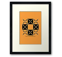 Design 228 Framed Print