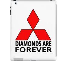Diamonds are Forever iPad Case/Skin