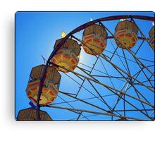 Ferris Wheel at Floriade Canvas Print