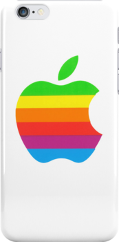 Apple Color iPhone by Synastone