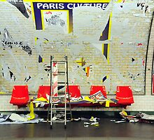 Paris - No culture by Jean-Luc Rollier