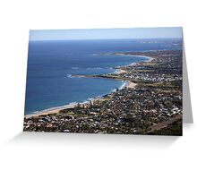 Sublime Point Lookout Greeting Card