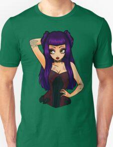Dark Cherry Unisex T-Shirt