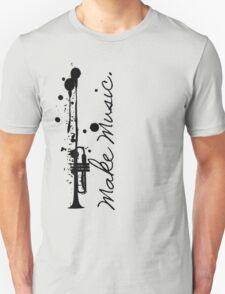 Make Music (Trumpet) T-Shirt