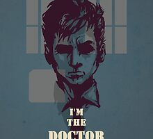 I'm The 10Th Doctor by Crypto5555