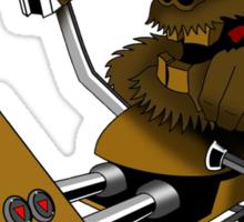 Ewok Speed Freak! Sticker