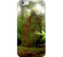 Stumped iPhone Case/Skin