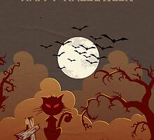 Happy Halloween #3 by favoritedarknes