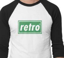 Retro - Green Men's Baseball ¾ T-Shirt