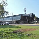 Kununurra Court House,  Western Australia by Margaret  Hyde