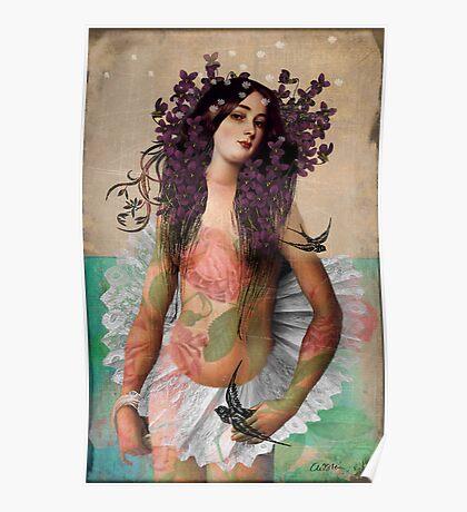Portrait 06 Poster
