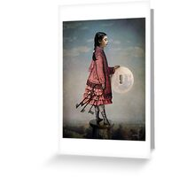 Surrender the Sky Greeting Card