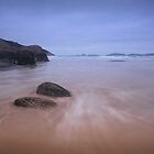 Norman Beach - Wilson's Promontory by JohnnyBullen