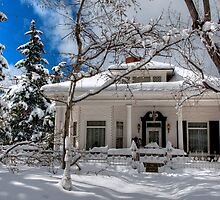 Old World Charm by Diana Graves Photography