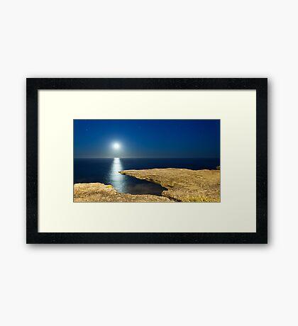 3rd October 2012 Framed Print