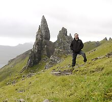 Old Man of Storr by mikebov