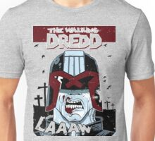 The walking dredd - original Unisex T-Shirt