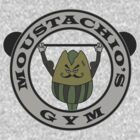 Moustachio's GYM by chrisgchadwick