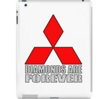 Diamonds are Forever2 iPad Case/Skin