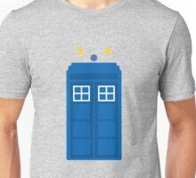 The Iconic TARDIS  Unisex T-Shirt