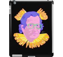 PARTY CHOMSKY iPad Case/Skin