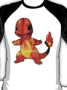 Fire-y charmander  T-Shirt