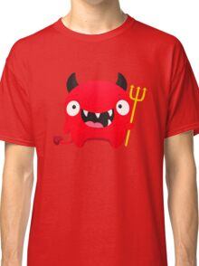 Happy Demon Classic T-Shirt