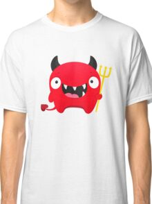 Happy Demon Classic T-Shirt