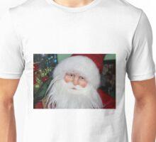 Santa Face Unisex T-Shirt
