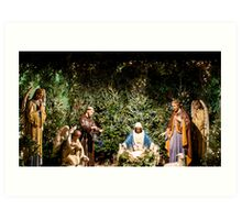 The Shrine Church of Saint Anthony of Padua Nativity, New York City Art Print