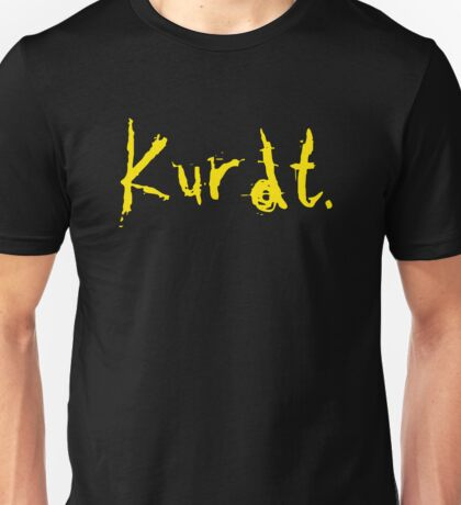 Kurdt. Unisex T-Shirt