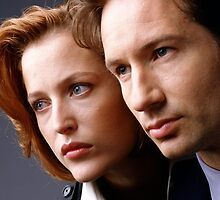 The X Files - #1 by neverendinghate