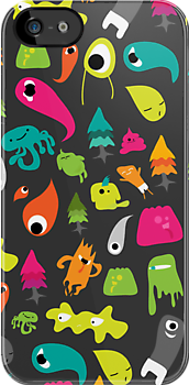 Monsters Escaped by Sloorp