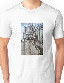 medieval castles and fairy tales Unisex T-Shirt