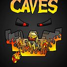 Super Spellbound Caves - Blaze Poster by ChimneySwift11