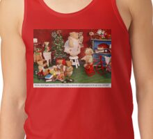 Hanging Up the Cards Tank Top