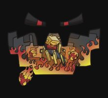 Super Spellbound Caves - Blaze T-Shirt Baby Tee