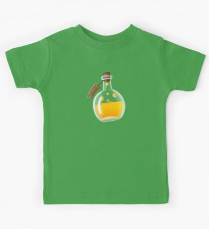 Super Spellbound Caves - Fire Resistance Potion T-Shirt Kids Clothes