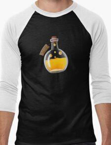 Super Spellbound Caves - Fire Resistance Potion T-Shirt Men's Baseball ¾ T-Shirt