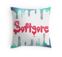 softgore Throw Pillow