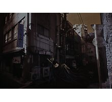 Guts In Tokyo Photographic Print