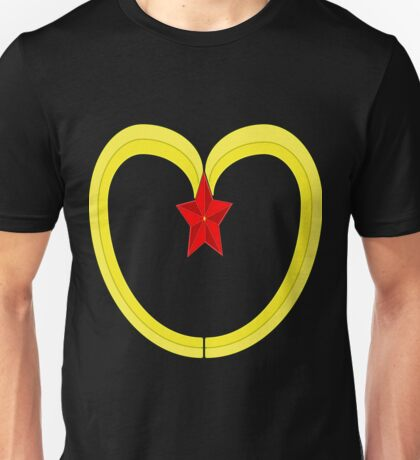 peoples republic of mcdonalds. Unisex T-Shirt