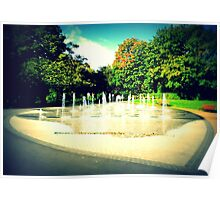 Hearty Water Feature Poster