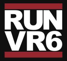 RUN VR6 Kids Tee