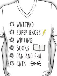 lists T-Shirt