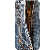 Zipped iPhone Case/Skin