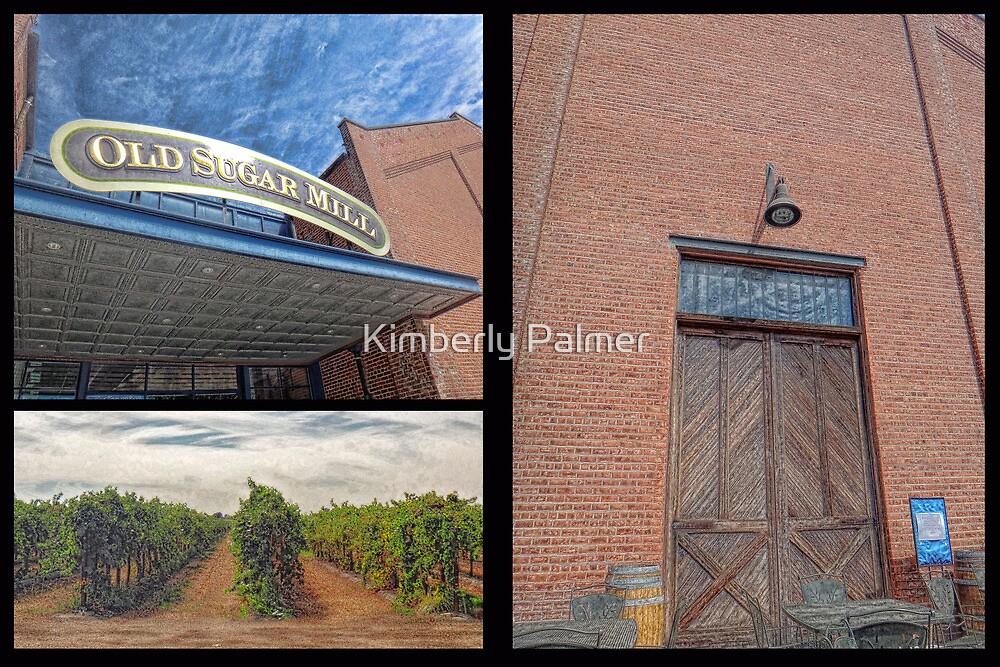 Old Sugar Mill by Kimberly Palmer