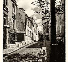 Parisian Postcard III by circleMstudios