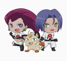 Team Rocket's Blasting off Again! by PocketCucco